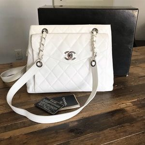 Chanel Caviar Bag